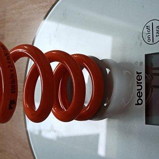 Gewicht Fox Feder SLS Feder, 650 lbs x 2.4 / 61mm 650 lbs x 2.4 / 61mm