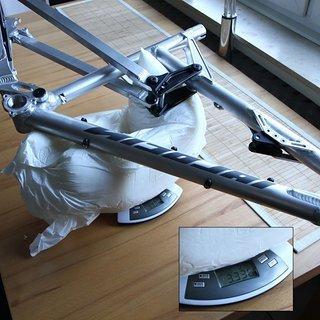 Gewicht Nicolai Full-Suspension Helius AM L