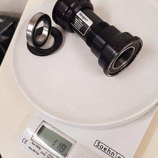 Gewicht Hope Innenlager Press-Fit PF41 mit Stahllager Aussen Ø41 Innen Ø24