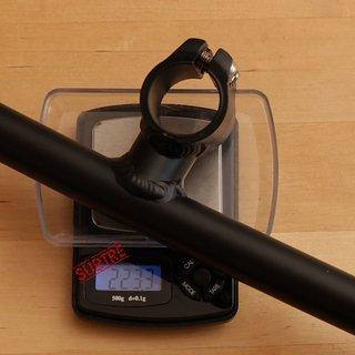 Gewicht Supurb Lenker-/Vorbau-Kombination LVE BO16