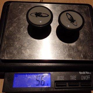 Gewicht Lizard Skins Weiteres/Unsortiertes Lenkerendstopfen Deluxe