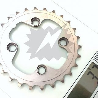 Gewicht Shimano Kettenblatt XTR FC-M980 26T