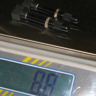Gewicht Duke Weiteres/Unsortiertes Tubeless Ventil 2 Stück