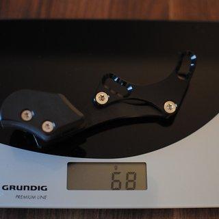 Gewicht Emanon Kettenführung Can-Duo ISCG-05