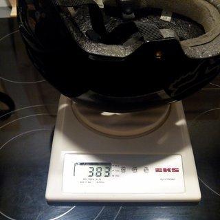 Gewicht Fox Helm F-3 55-58cm