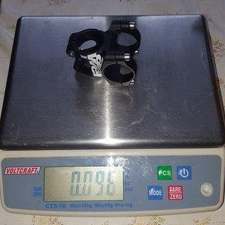Gewicht Answer Vorbau ATAC AME 30mm 30mm, 31.8mm