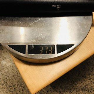 Gewicht BMC Lenker MFB03 31,8 750mm