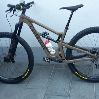 Gewicht Santa Cruz Full-Suspension Hightower LT CC X01 M