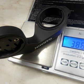 Gewicht Garmin Weiteres/Unsortiertes  Edge 1000 Aero-Lenkerhalterung