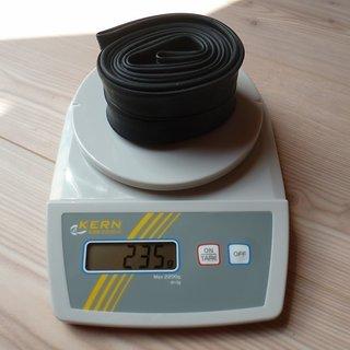 """Gewicht Continental Schlauch MTB 29 SV/28x1.75-2.5"""""""