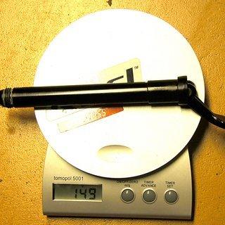 Gewicht Rock Shox Achse Maxle 110 x 20mm