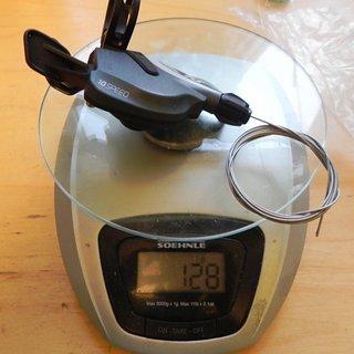 Gewicht SRAM Schalthebel X7 Trigger  10-fach