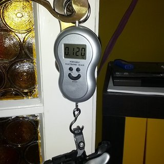 Gewicht Shimano Schalthebel XT SL-M770 10-fach