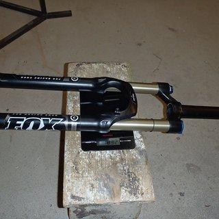"""Gewicht Fox Racing Shox Federgabel 32 Talas 150 RL O/B  26"""", 150mm, 1-1/8"""""""