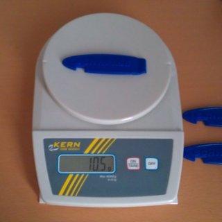 Gewicht Schwalbe Werkzeug Reifenheber ca. 97x21x14 (3er-Set)