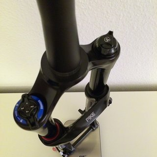 """Gewicht Rock Shox Federgabel Pike RCT3 Dual Position Air 27.5"""", 160mm, tapered"""