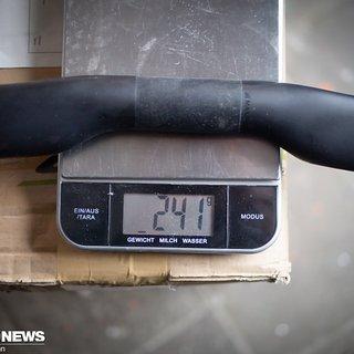 Gewicht SQ-Lab Lenker 312 R Carbon Rennrad-Lenker 400 mm
