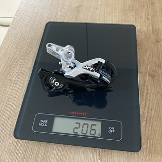 Gewicht Shimano Schaltwerk XT RD-M781 SGS DirectMount 10 Gang