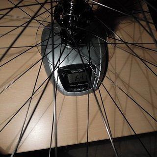 """Gewicht Superstar Components Systemlaufräder AM Carbon Switch Special Edition 26"""""""