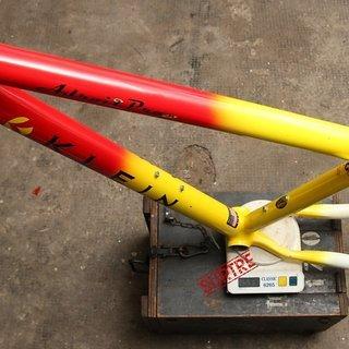 Gewicht Klein Hardtail Adroit Pro 44.5cm
