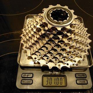 Gewicht Shimano Kassette CS-HG500 10-fach, 12-28Z