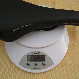 Gewicht fi'zi:k (Fizik) Sattel Gobi XM
