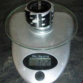 Gewicht Spank Sattelklemme Spank 34,9mm