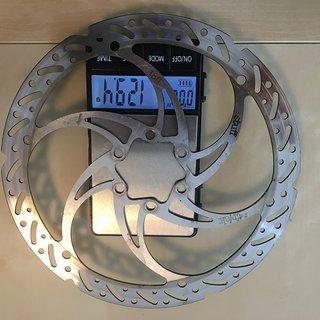 Gewicht Trickstuff Bremsscheibe Dächle HD Lightweight 180