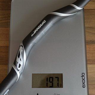 Gewicht Answer Lenker ProTaper XC Carbon 25,4 x 645mm