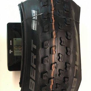 Gewicht Schwalbe Reifen Schwalbe Fat Albert front snakeSkin TLE ADDIX soft 60-622 (29x2.35)