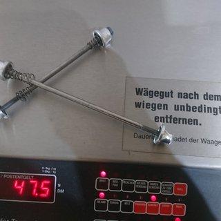 Gewicht Controltech Spannachse Titan 100 / 135