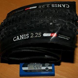 """Gewicht Onza Reifen Canis FR 26x2.25"""", 57-559"""