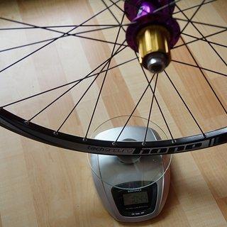 """Gewicht Hope Systemlaufräder Hoops Pro 2 Evo - Tech Enduro Hinterrad 27,5"""",142x12, Standard Freilauf"""