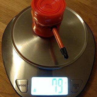 "Gewicht Tubolito Schlauch Tubo-MTB Schlauch (27,5""x1,8-2,4 SV 42mm) 27,5"""