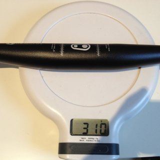 Gewicht Crank Brothers Lenker Cobalt 1 31.8mm, 680mm