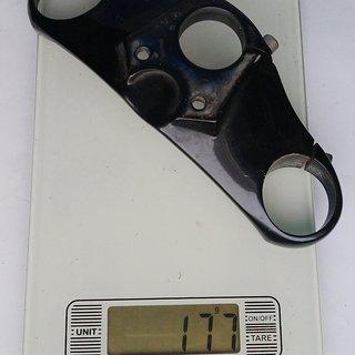 Gewicht Marzocchi Weiteres/Unsortiertes Gabelkrone hoch (35mm) 35mm