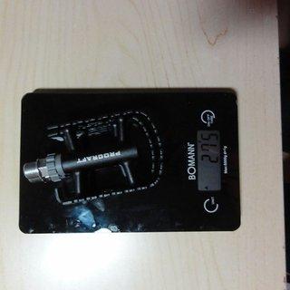 Gewicht Procraft Pedale (Platform) MTB Pro