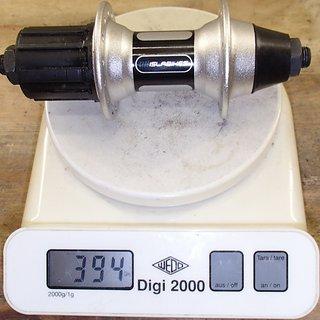 Gewicht Islabikes Nabe HR-Nabe 135mm/QR, 28-Loch