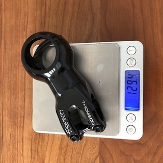 Gewicht Thomson Vorbau Elite X2 70mm 10°