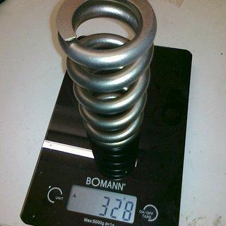 "Gewicht Nukeproof Feder Shockwave Ti 650 x 2.25"""