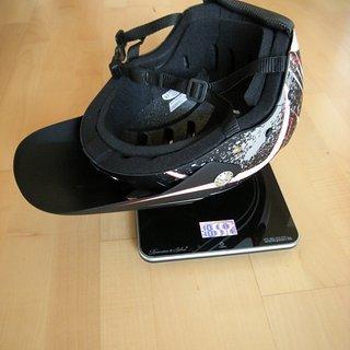 Gewicht Cratoni Helm Shakedown S/M (53-58)