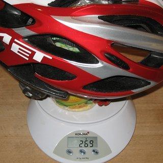 Gewicht MET Helm Estro M