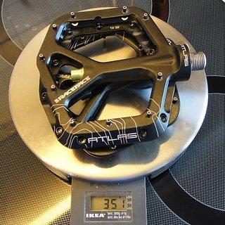 Gewicht Race Face Pedale (Platform) Atlas 101x114mm
