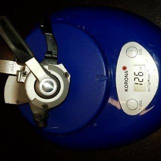 Gewicht Shimano Schalthebel XT SL-M750 9-fach
