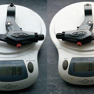 Gewicht Avid Weiteres/Unsortiertes Speed Dial 7 Bremshebel
