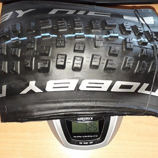 """Gewicht Schwalbe Reifen Nobby Nic Addix Speedgrip 26x2,35"""""""