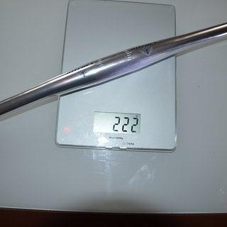"""Gewicht Ritchey Lenker """"Classic"""" Mtn Flat 31.8mm, 560mm"""
