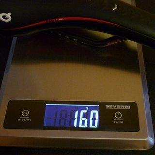 Gewicht Prologo Sattel Nago Evo Carbon