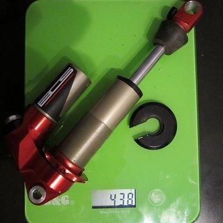 Gewicht BOS Dämpfer Stoy 228mm