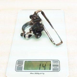 Gewicht Shimano Umwerfer Alivio FD-MC14 31,8mm